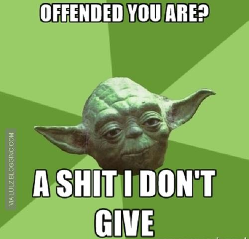 Advice Yoda Gives meme